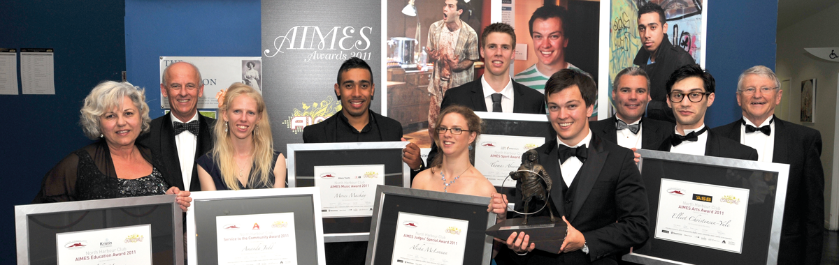 2011 AIMES Awards Winners.